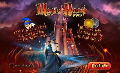 Magic Hot 4 Deluxe slots Info