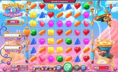 Sugar Pop 2: Double Dipped slots Slot Reels