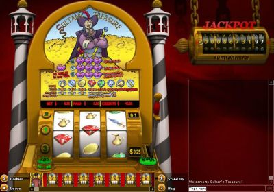 Sultans Treasure slots Slot Reels