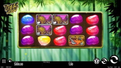 Tiger Rush slots Slot Reels