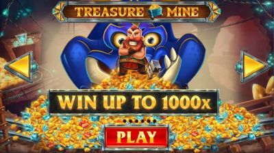 Treasure Mine slots Info