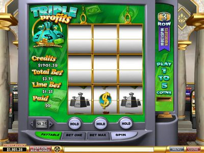 Triple Profits slots Slot Reels