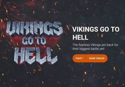 Vikings go to Hell slots Info