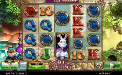 White Rabbit slots Slot Reels