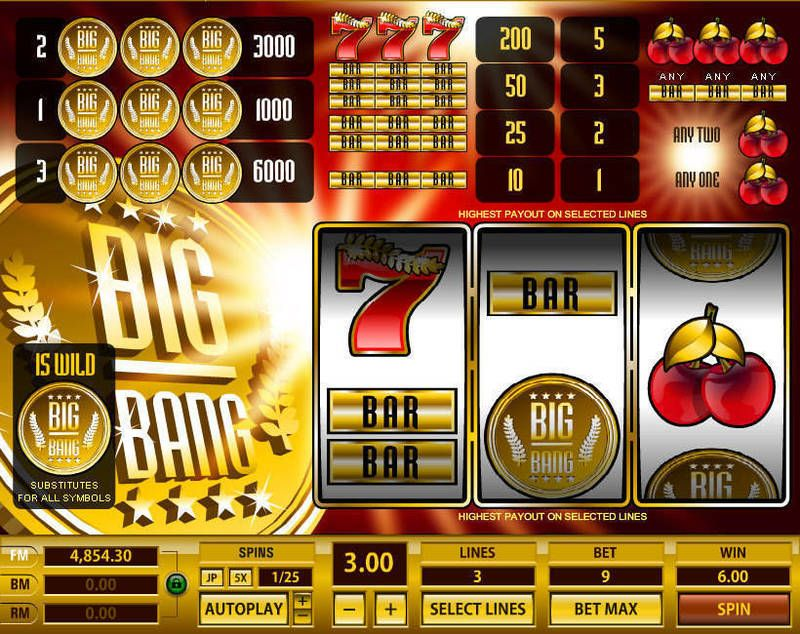 Bankroll Reload 1 Line™ Slot Machine Game to Play Free in TopGame Technologys Online Casinos