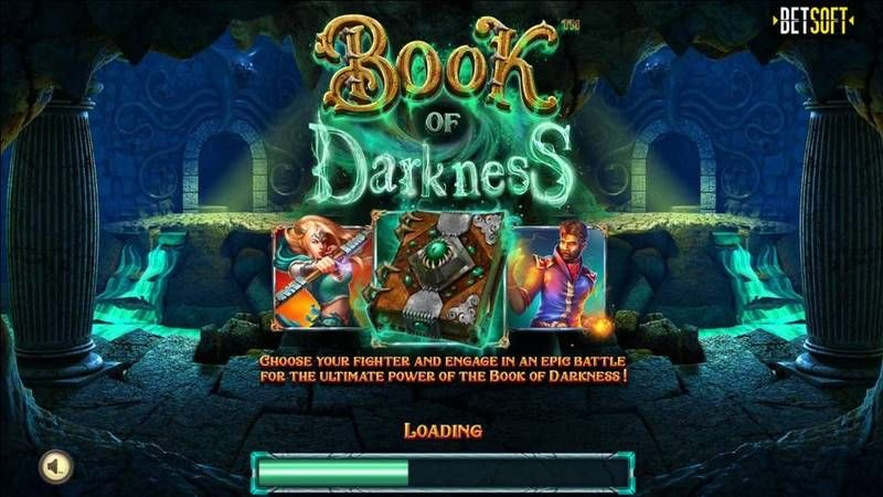 Book of Darkness slots Info