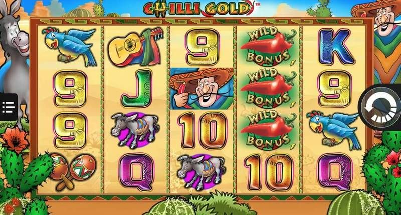 Chilly Gold slots Slot Reels