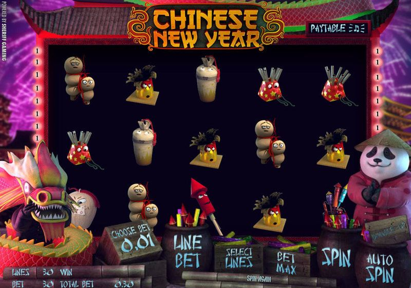 Chinese New Year slots Slot Reels