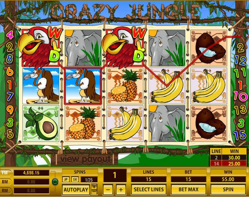 Jungle Games Slots - Play Online Slot Machines for Free
