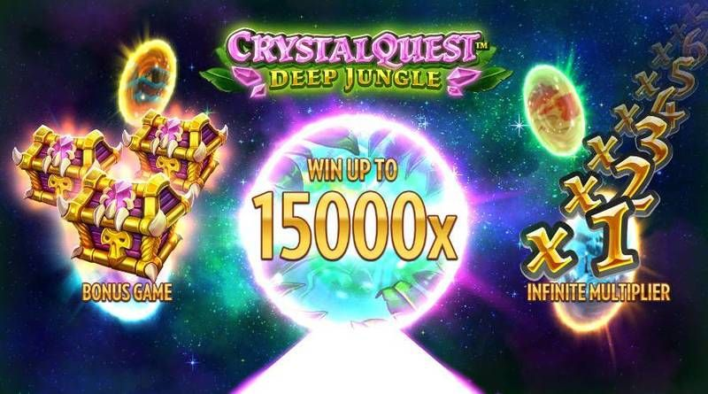 Crystal Quest Deep Jungle slots Info