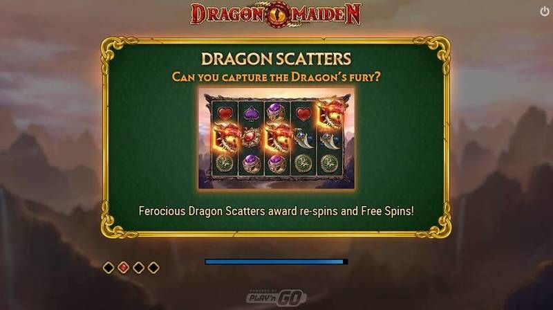Dragon Maiden slots Bonus 1