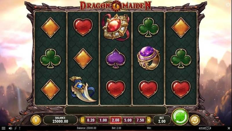Dragon Maiden slots Slot Reels