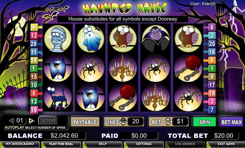 Ghost Castle Slots - Play Free Yoyougaming Slot Games Online