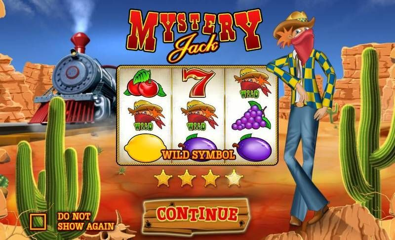 Mystery Jack Deluxe slots Info