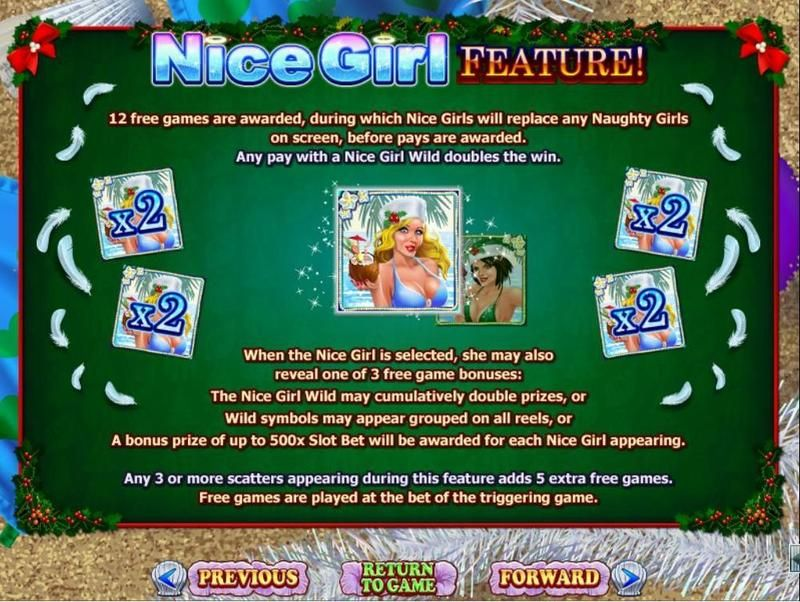 Play Naughty Or Nice Spring Break Slot Machine Free With No Download
