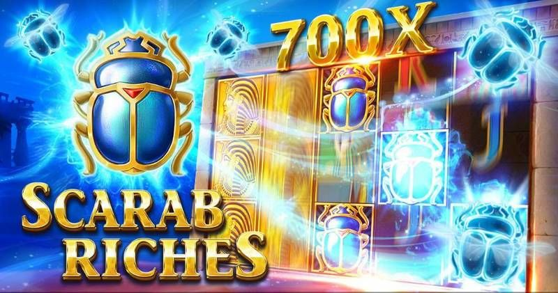 Scarab Riches slots