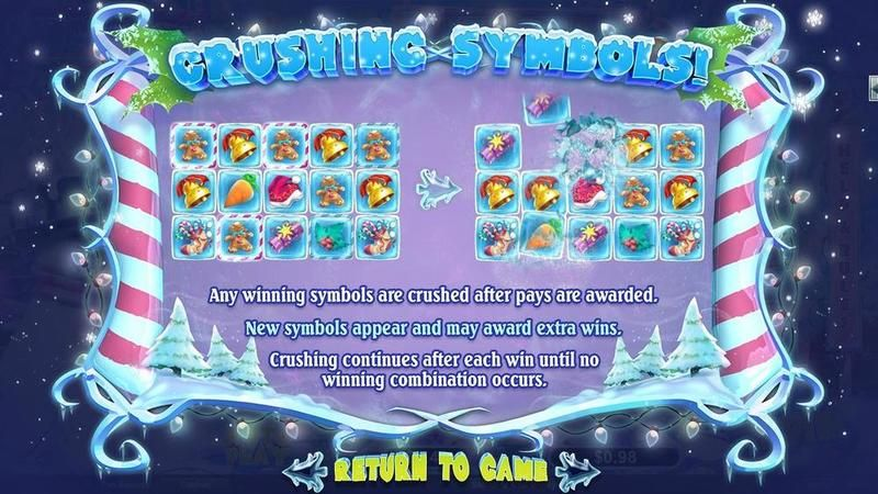 SnowMania slots Info