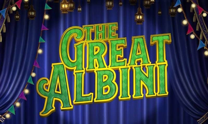 The Great Albini slots Info