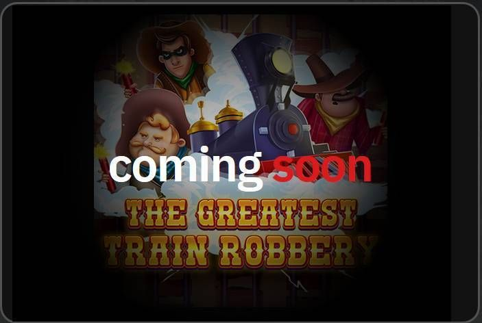 The Greatest Train Robbery slots Info