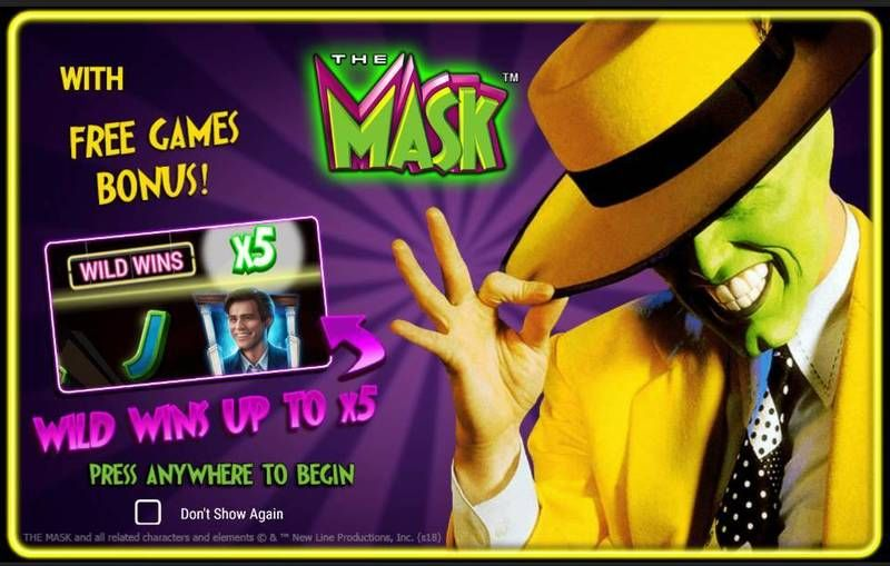The Mask slots Info