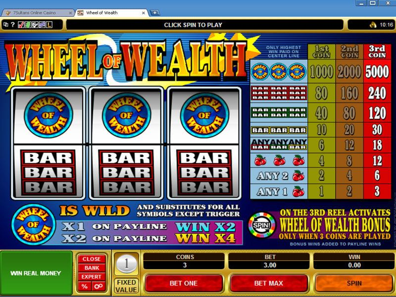 Free Spirit Wheel of Wealth™ Slot Machine Game to Play Free in Microgamings Online Casinos